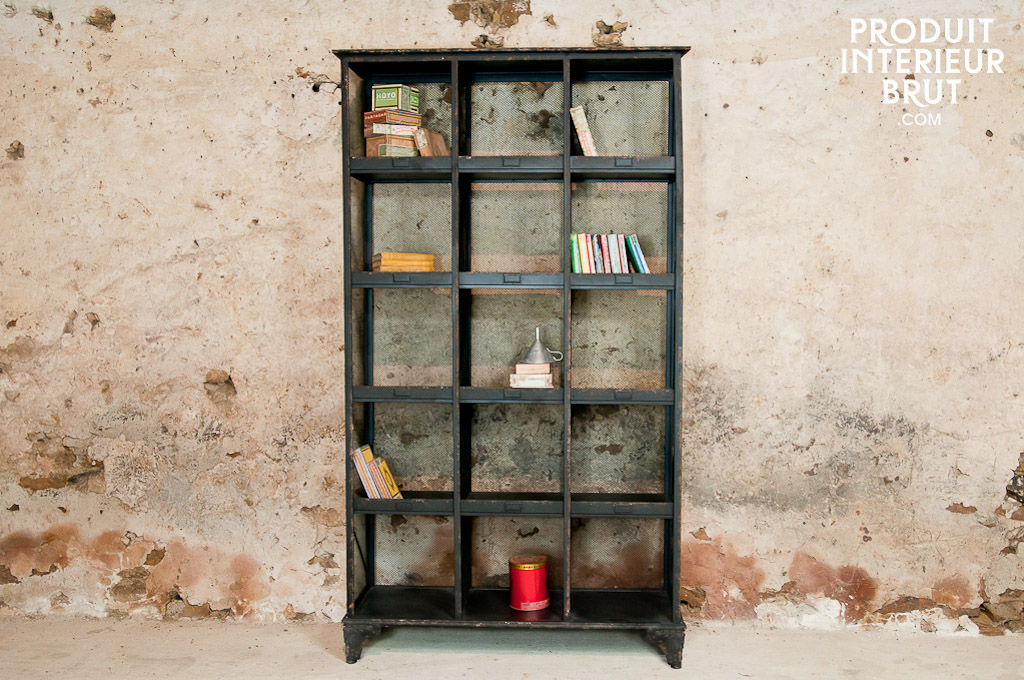 Post office sorting shelves - Practical retro style | pib