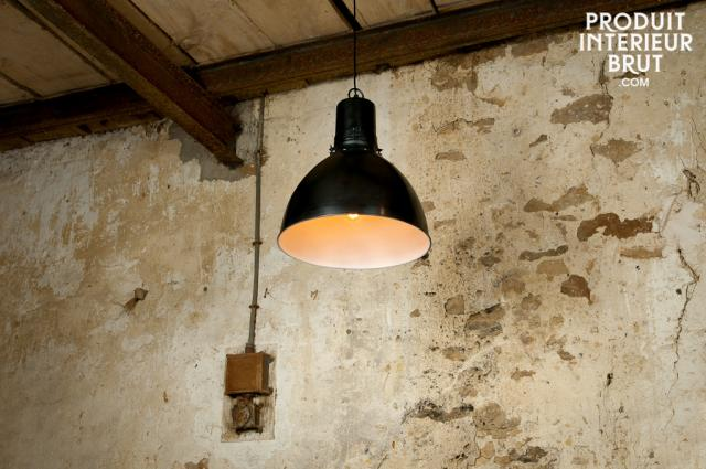 Suspension style loft bande transporteuse caoutchouc - Achat suspension luminaire ...