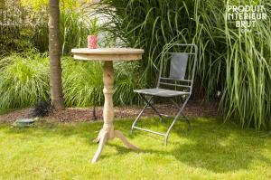 Hanjel : Adèle wooden table