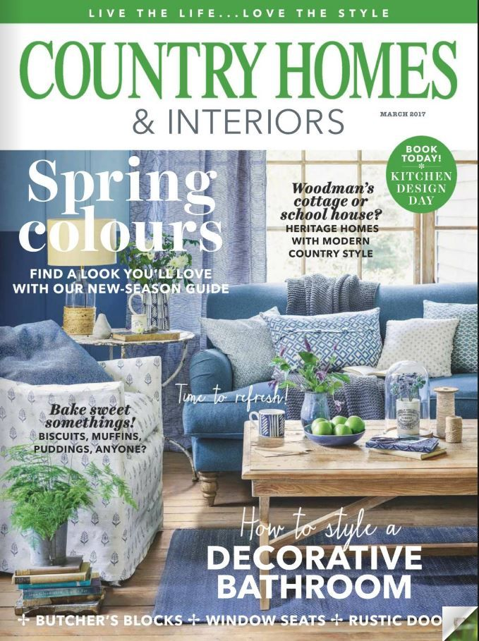 Country Homes And Interiors March 2017