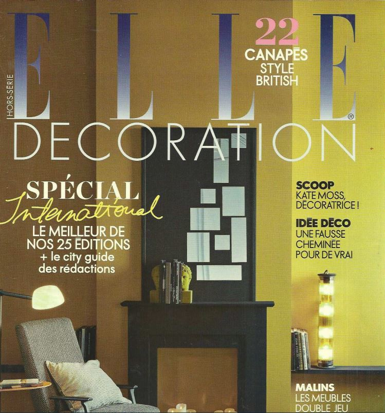 Elle Decoration January 2016