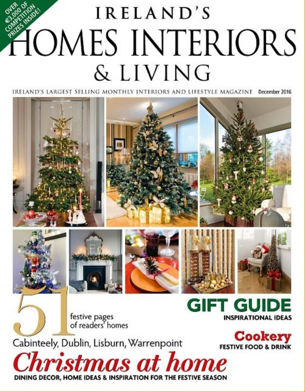Ireland Homes Interiors and Living December 2016