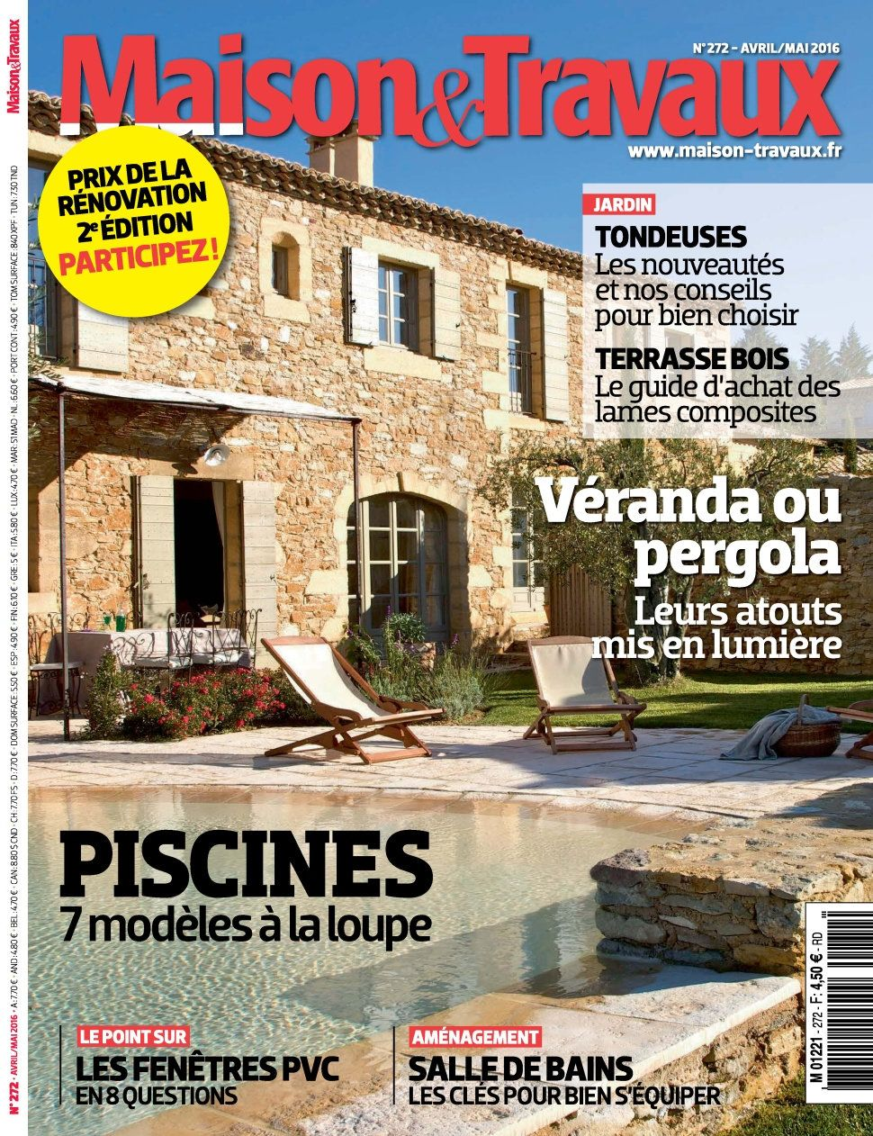 maison & travaux may 2016