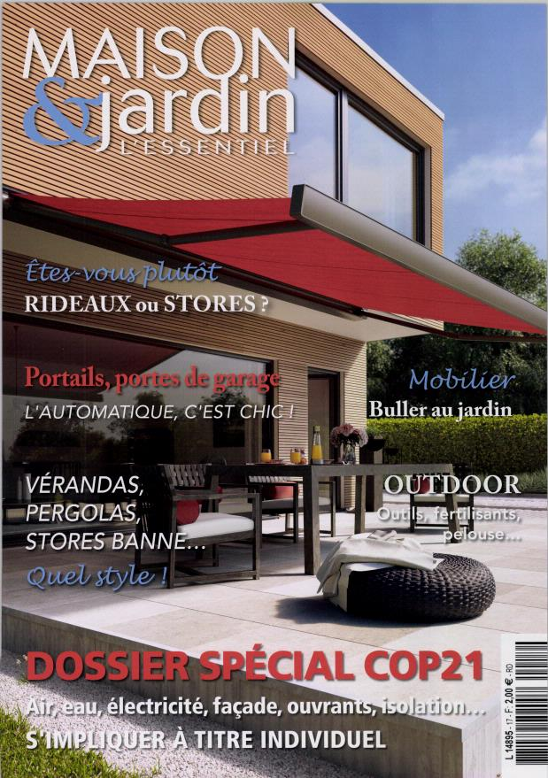 Maison & Jardin June 2016