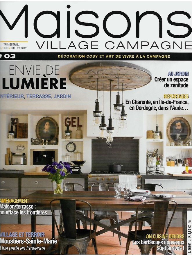 Maisons Village Campagne June 2017