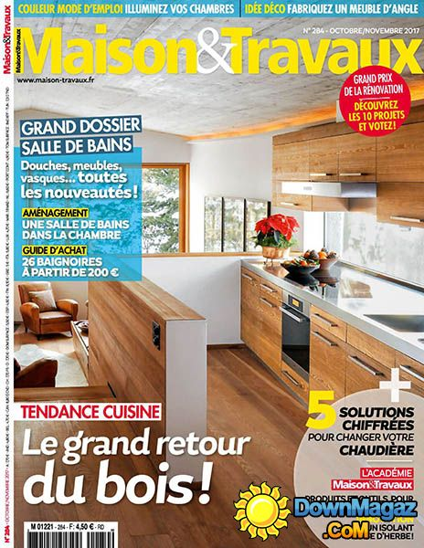 Maison and Travaux Oct 2017