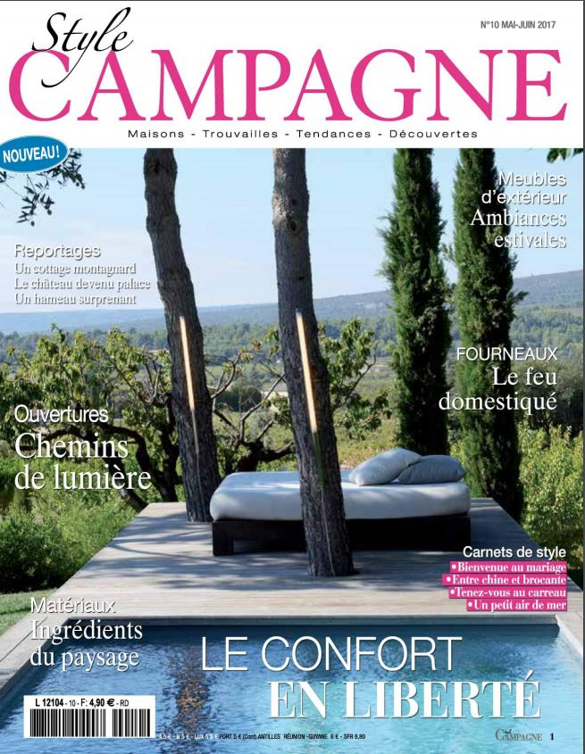 Style Campagne May-June 2017