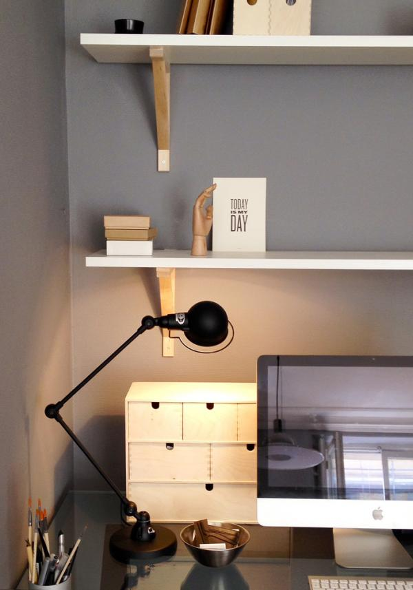 Jieldé Signal desk lamp