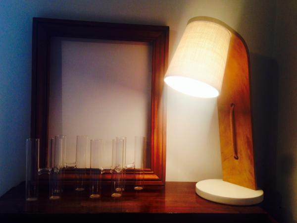 Lodge lamp