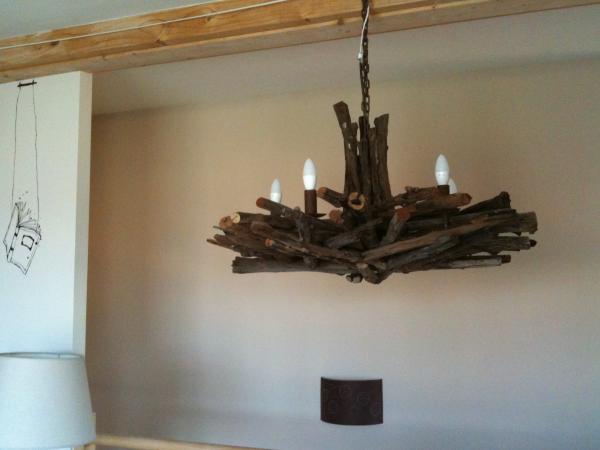 Maleza chandelier