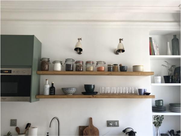 Jeweller's wall lamp