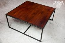 SMOKE COFFEE TABLE