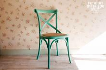 TURQUOISE PAMPELUNE CHAIR