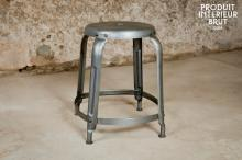 INDUSTRIAL RIVETED STOOL