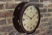 WOOD FACTORY CLOCK