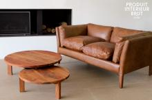 LEATHER HAMAR SOFA