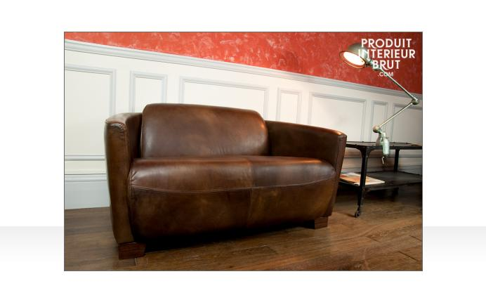 New leather furniture !