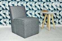 GREY ALBORG ARMCHAIR
