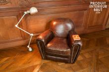 CIGAR CLUB ARMCHAIR