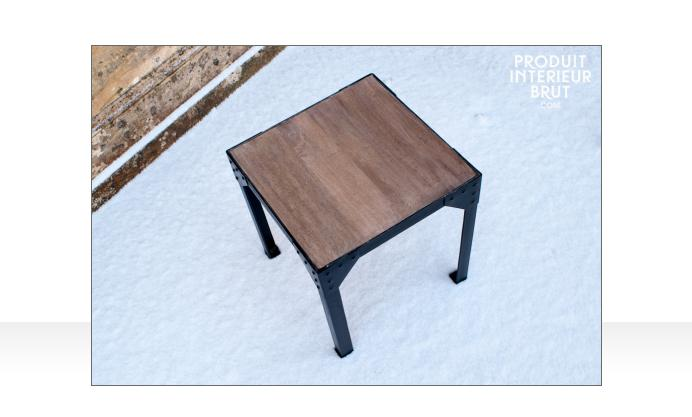 With PIB, put your feet in the snow at home !