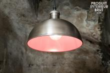 24cm fushia ceiling light
