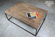 Soho loft coffee table