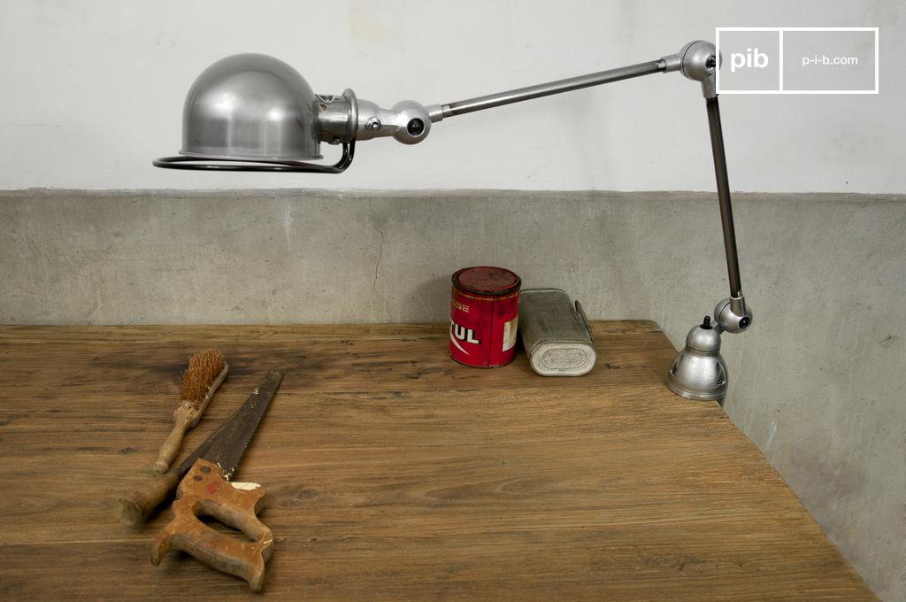 Jield 233 Loft Light With Clamp Authentic Loft Style Pib