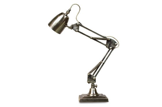 1957 desk lamp Clipped