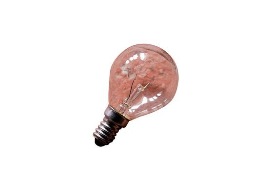 25 Watt screw bulb Clipped