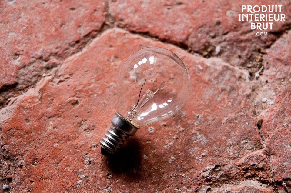 25 Watt screw bulb