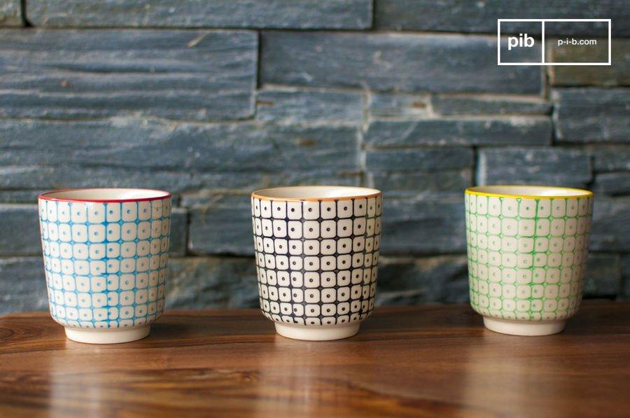 3 Brüni Espresso Cups
