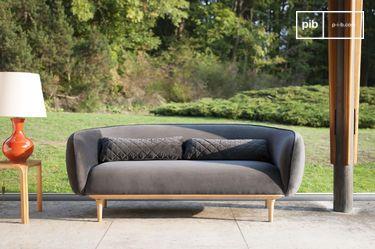 3 Seater Sofa Olson