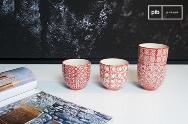 4  Kennedy coffee cups