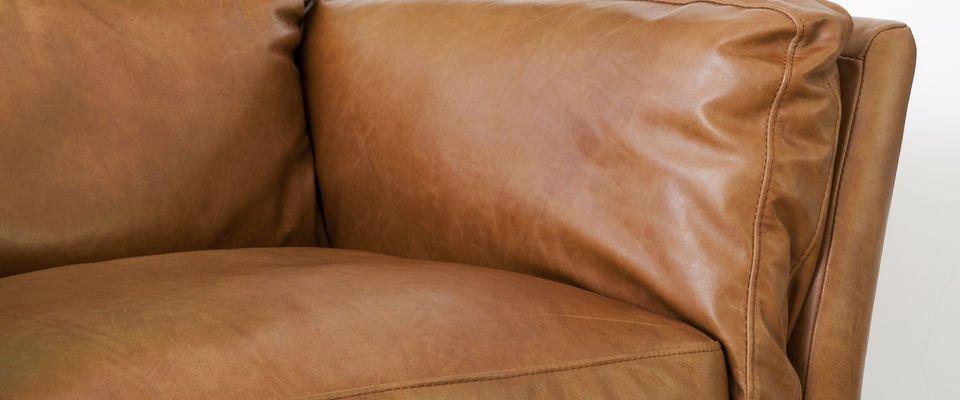 Hamar Leather Sofa