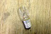 A lot of 3 pear-shapped 15 watts bulbs