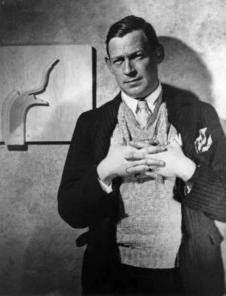 A young Alvar Aalto