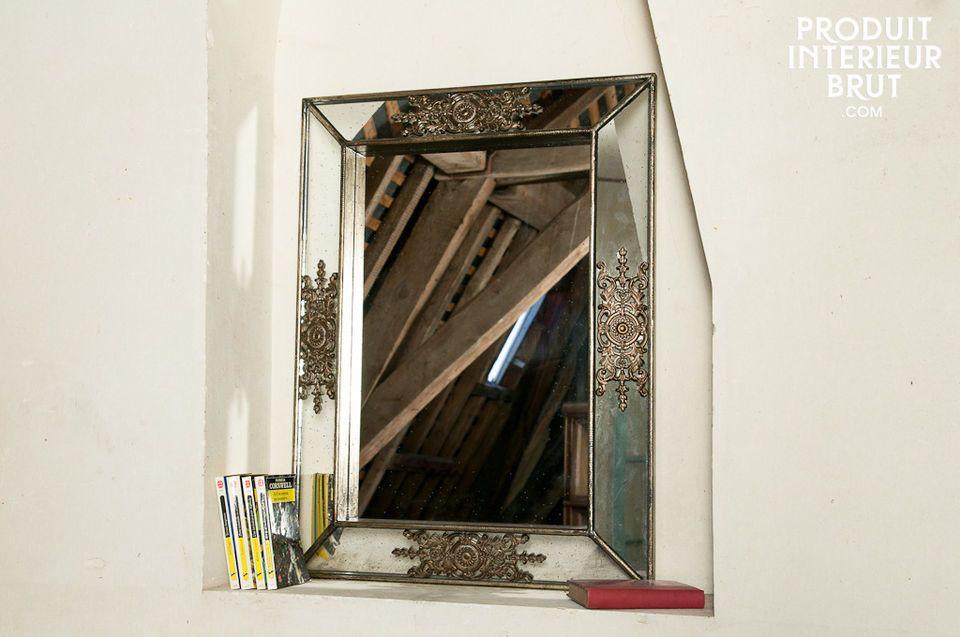 Aix-la-Chapelle mirror