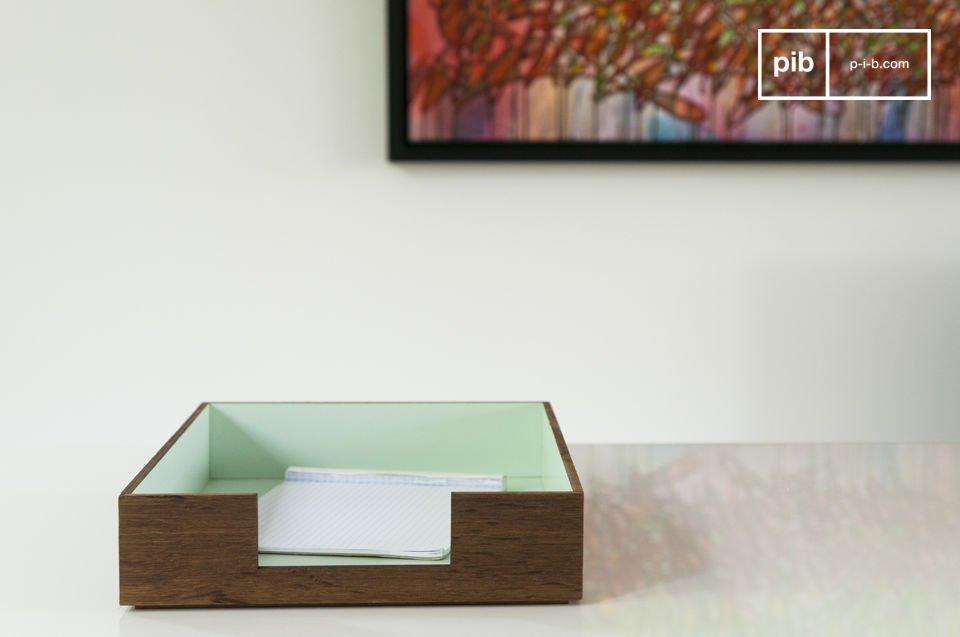 Akuagronn document storage box