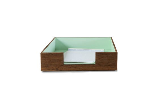 Akuagronn document storage box Clipped