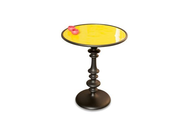 Alice yellow side table Clipped