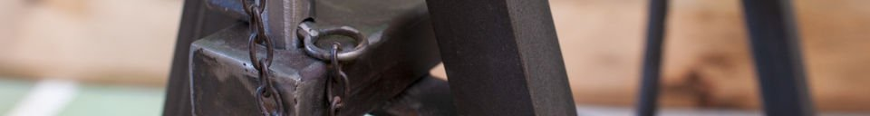 Material Details Ambolt pair of trestles