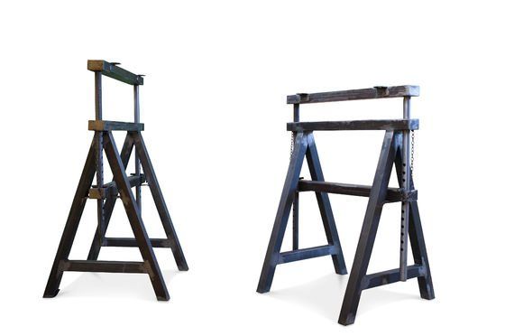 Ambolt pair of trestles Clipped