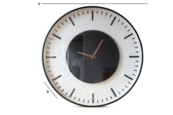 Product Dimensions Amsterdam Station Clock