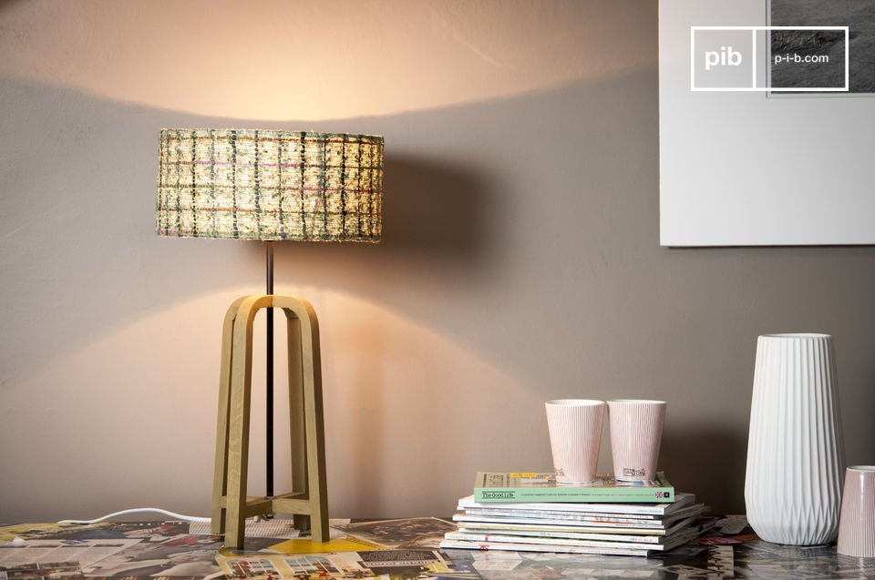 The table lamp Andersen is a charming light that is a perfect example of the Scandinavian furniture design