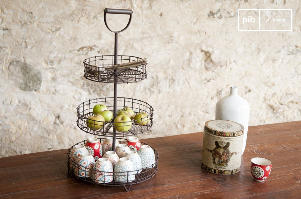 A charming retro decorative accessory