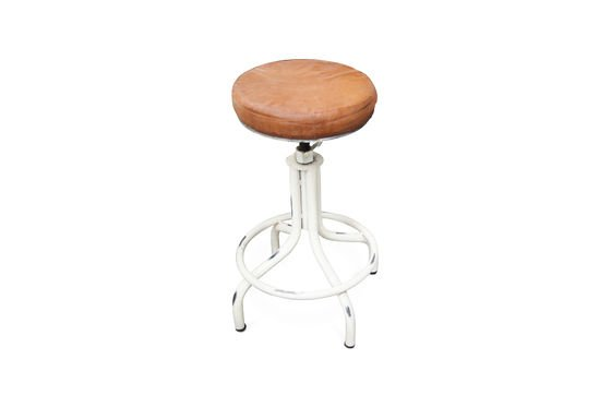Apothecary stool Clipped