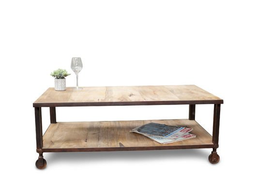Aristode coffee table Clipped