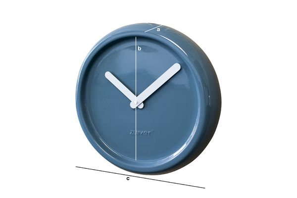 Product Dimensions Arloy Clock
