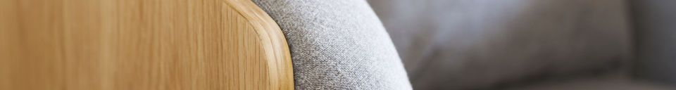 Material Details Armchair Jackson