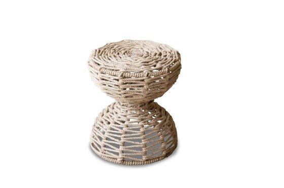 Arpillera stool Clipped